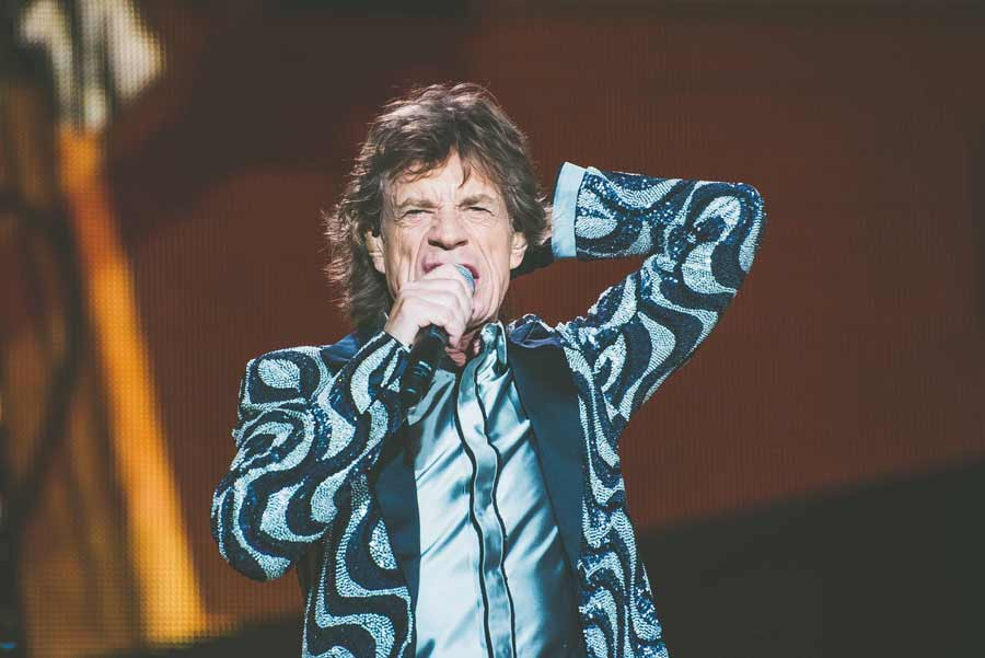 Mick Jagger underwent TAVR Procedure